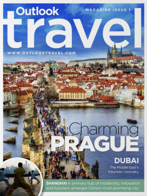 Outlook Travel Magazine - Pilot Issue