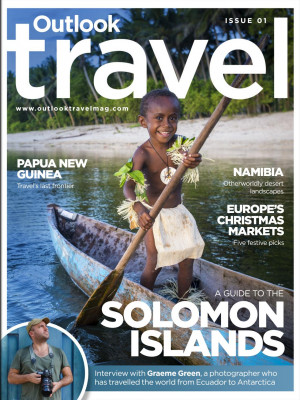 Outlook Travel Magazine - Issue 1
