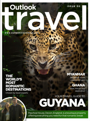 Outlook Travel Magazine - Issue 2