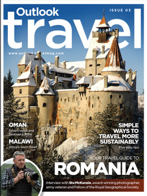 Outlook Travel Magazine - Issue 3